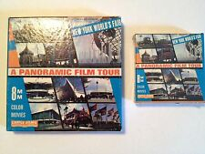 1964-1965 New York World's Fair A Panoramic Film Tour 8mm (2 reels)