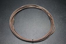 14 GAUGE THHN WIRE STRANDED BROWN 50 FT THWN 600V BUILDING MACHINE CABLE AWG