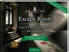 Escape Room. Der erste Escape-Adventskalender Eva Eich