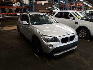 BMW X1 RIGHT RADIATOR GRILLE, E84, 04/10-07/15