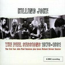 Killing Joke - The Peel Sessions 79 - 81 (NEW CD) *Sale price