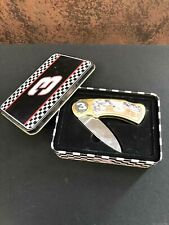 Dale Earnhardt #3 Collectible Folding Knife W Tin