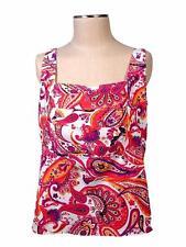 814d4daf5a3 Lands  End Women s Plus Size Tankini Top Swimwear