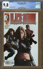 Black Widow v2 #1 CGC 9.8 (2001)  Yelena Belova
