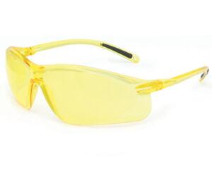 Honeywell A700 Antifog Safety Glasses - Amber Lens 10pk