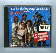 CD (NEW) LA COMPAGNIE CREOLE BLOGODO