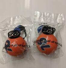 (2) Original Union 76 Antenna Balls. Special Edition TOPPER WITH GAS PUMP