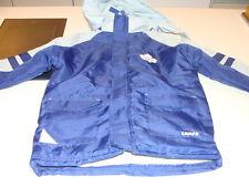 2011-12 Toronto Maple Leafs Age 5 Raglan Parka Hooded Fleece Jacket Kids Child