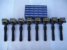 BMW Range Rover Ignition coil packs 5 7 Series X5 complete set of 8 V8
