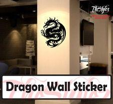 Dragon Custom Vinyl Sticker Series 4