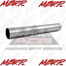 """MBRP Muffler Delete Pipe 4"""" Inlet , AL (MDA30) /Outlet 30"""" Overall"""