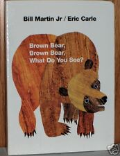 Brown Bear, Brown Bear, What Do You See? by Bill Mar...