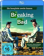 BREAKING BAD, Season 2 (3 Blu-ray Discs) NEU+OVP