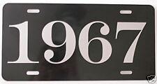 1967 LICENSE PLATE FITS BUICK GS OLDSMOBILE 442 CUTLASS SATELLITE PLYMOUTH NOVA