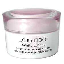 Shiseido White Lucent Brightening Massage Cream 2.8 oz New in Box SEALED