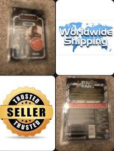 "Star Wars Kenner Retro Collection The Mandalorian CARA DUNE  3.75"" Figure W/Case"