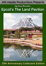 Epcot The Land 2 DVD Set, Walt Disney World, Kitchen Kabaret, Food Rocks, Boat