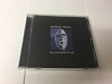 Atonal Head - CD RAY MANZAREK & BAL Atonal Head Rare + MINT/EX