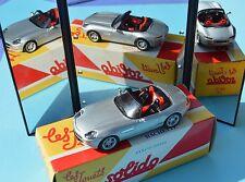 Solido Hachette réédition, 2000-2002, 1/43, BMW Z8, 1999 avec sa boîte numérotée