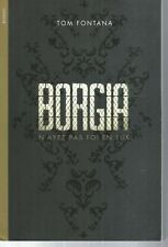 Borgia.Tom FONTANA.Le Club SF18