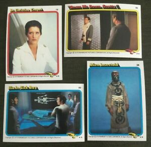 1979 Star Trek Motion Picture Singles*Select from list*High to Top Grade