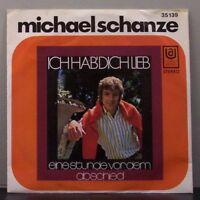 """(o) Michael Schanze - Ich Hab' Dich Lieb (7"""" Single)"""