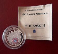 Medaille --FC Bayern München-- Deutscher Meister 2000