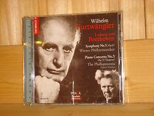 Beethoven Symphony # 5 Piano Concerto # 5 FURTWANGLER FISCHER PRAGA SACD SEALED