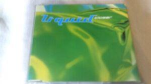 LIQUID - CLOSER - 5 MIX DANCE CD SINGLE