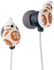 Disney Star Wars BB8 In-Ear Kids Wired Headphones/Earphones Earbuds