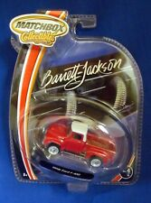 Matchbox Diecast Collectibles Barrett-Jackson 1956 FORD F-100 Red