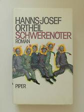 Hanns Josef Ortheil Schwerenöter Roman Piper Verlag Buch