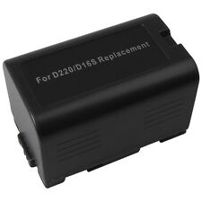 BATTERIA per Panasonic cgr-d08r cgr-d16 cgr-d16s cgr-d08
