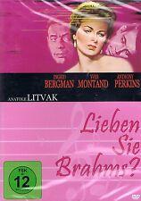 DVD NEU/OVP - Lieben Sie Brahms? - Ingrid Bergman & Yves Montand