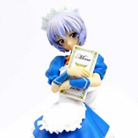Evangelion Rei Ayanami Figure Maid Costume SEGA Scale PVC Anime Manga Japan Free
