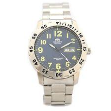 ORIENT sportliche Uhr Sporty Automatik Herrenuhr Day Date Classic FEM7A005D9