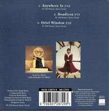 "ENYA ""ANYWHERE IS"" HOME"" RARE CD MAXI / NEW AGE MUSIC - CLANNAD"