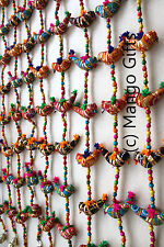 Indian Traditional Tota Bird Door Hanging Mobile Decoration Home Ornaments 12 pc