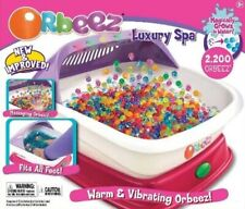 New Orbeez Luxury Spa Foot Bath Massaging 2200 Beads Warm Vibrating