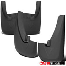 For 2009-2018 Dodge Ram 1500 Mud Flaps Splash Guards With Wheel Lip Front+Rear