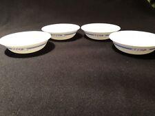 "Set Of 4 Corelle Jasmine Fruit/Dessert Bowl 5 3/8""-EUC"