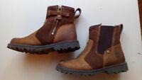 Timberland Boots Stiefel braun - echt Leder - Größe 28 - Neuwertig