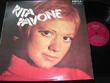 RITA PAVONE same / unique DDR LP 1973 AMIGA 855324