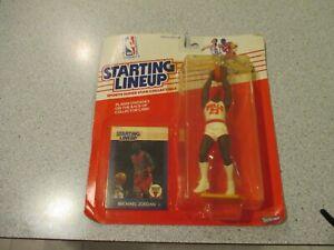 Kenner Starting Lineup Michael Jordan 1988 1st Year Figure