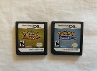Pokemon: HeartGold and Soul Silver Combo Cartridge Only