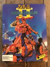 Double Dragon II The Revenge Commodore 64/128 By Virgin Games Complete In Box