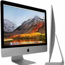"Apple iMac 21.5"" 2013 i5-4570R Quad 1TB 8GB Slim Desktop PC Catalina Grade A"