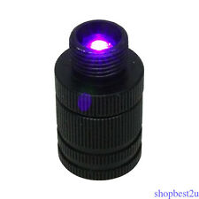 Bogenschießen 3/8-32 Gewinde violette LED Bogen Sight Licht für Compound Bogen