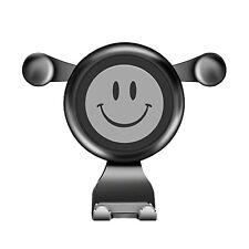 Car mobile phone holder air vent gravity support car navigation support