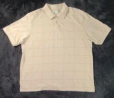 Haggar Clothing Shirt Adult (2XL) Mens Polo